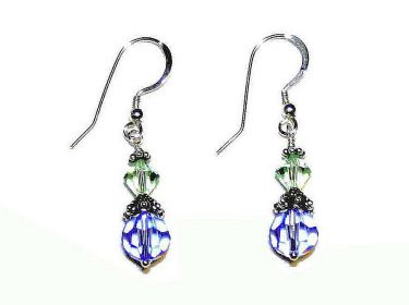 CORSE Swarovski Earrings © Contemplation Marks
