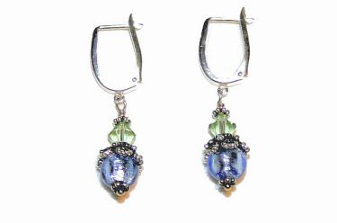 CORSE Venetian Earrings © Contemplation Marks